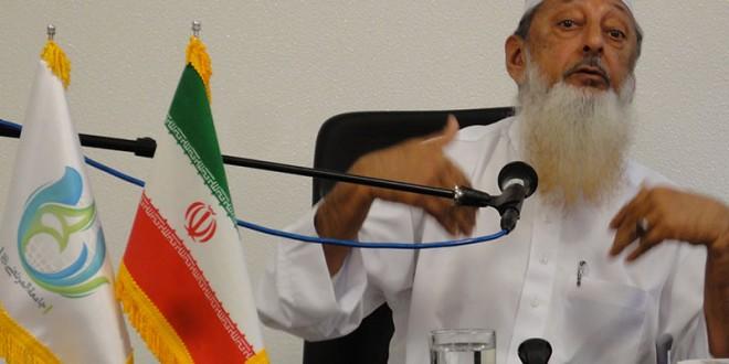 گزارش تصویری نشست علمی دانش پژوهان جامعه المرتضی با شیخ عمران حسین