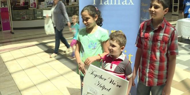 کمپین بشردوستانه مسلمانان کانادا در روزهای آخر ماه رمضان