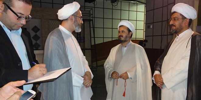 """گزارش تصویری برنامه """"اسلام برای همه"""" به زبان ایتالیایی"""