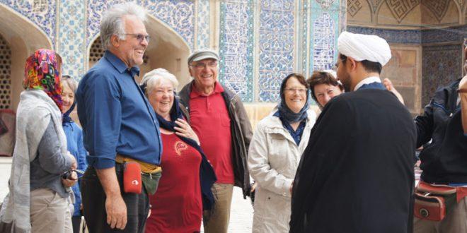 گزارش تصویری فعالیت در مسجد جامع و مسجد امام اصفهان