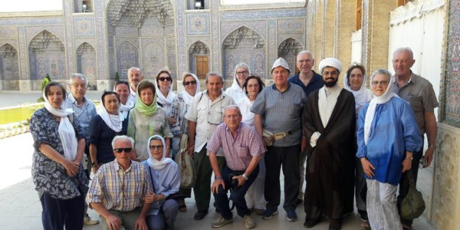 آشنایی با فعالیت های گردشگری مذهبی و توریسم