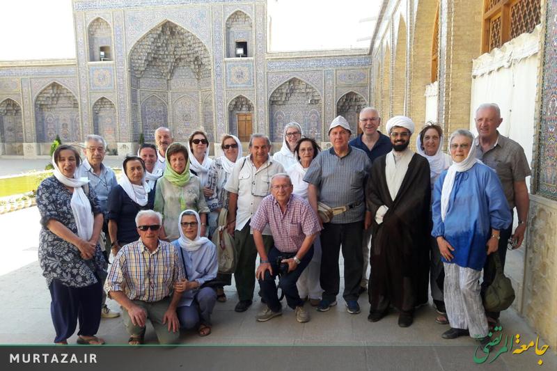 آشنایی با گردشگری مذهبی