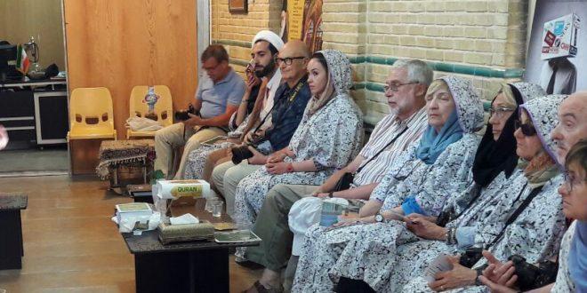 گزارش تصویری گردشگری مذهبی و توریسم در استان های شیراز و اصفهان