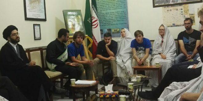 گزارشی از فعالیت گردشگری مذهبی مؤسسه بین المللی المرتضی (ع) در ماه محرم