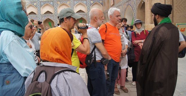 تجربهی مسلمانی برای گردشگران خارجی