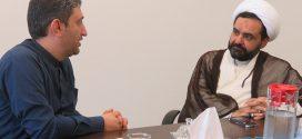 بررسی اهداف و برنامههای موسسه بینالمللی المرتضی علیهالسلام با حضور مدیرعامل بنیاد