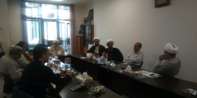 جلسه هم اندیشی تشکل های مردم نهاد در امور بین الملل با حضور بنیاد بین المللی ثامن
