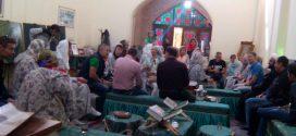 تداوم فعالیتهای تبلیغ توریسم المرتضی در شهر شیراز